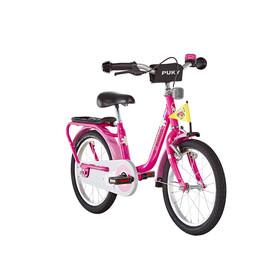 "Puky Z6 - Bicicleta para niños - 16"" rosa"